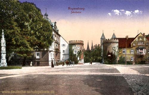 Regensburg, Jakobstor
