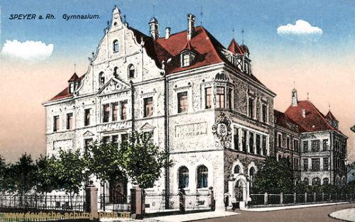 Speyer, Gymnasium