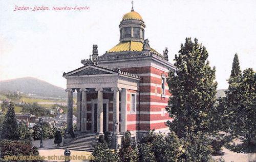 Baden-Baden, Stourdza-Kapelle