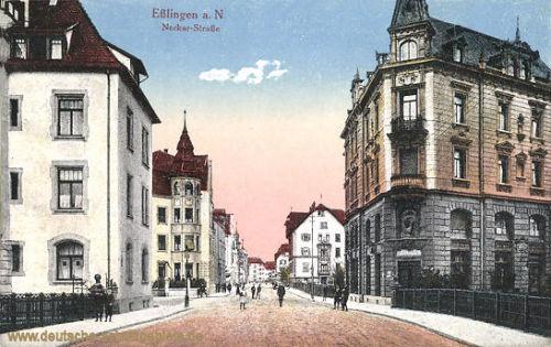 Eßlingen, Neckar-Straße