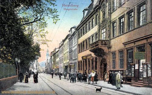 Heidelberg, Hauptstraße