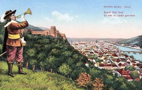 Heidelberg, Total