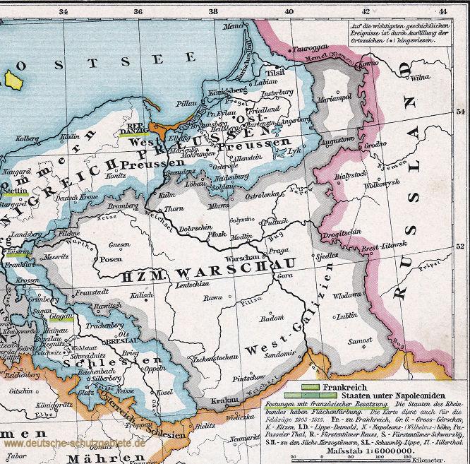 Herzogtum Warschau 1812