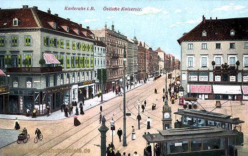 Karlsruhe, Östliche Kaiserstraße