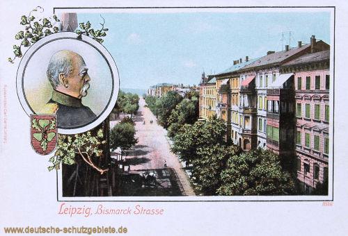 Leipzig, Bismarckstraße