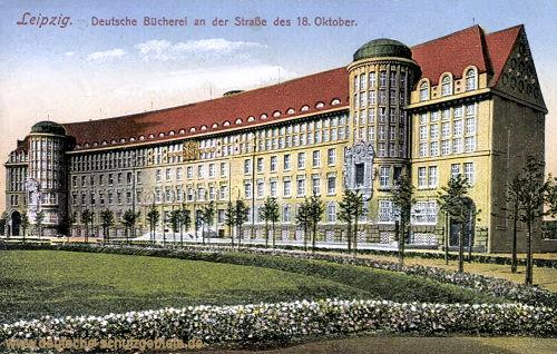 Leipzig, Deutsche Bücherei