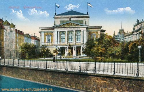Leipzig, Gewandhaus