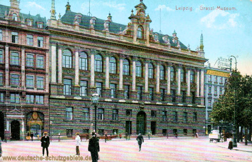 Leipzig, Grassi-Museum