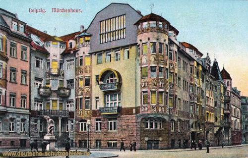 Leipzig, Märchenhaus