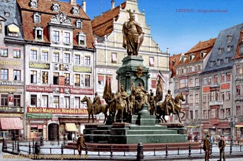 Leipzig, Siegesdenkmal