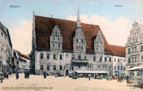 Meißen, Rathaus