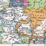 Savoyen, Schweiz, Tirol, Lombardei und Venetien 1815