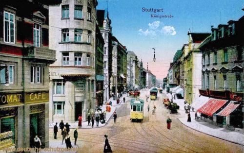 Stuttgart, Königsstraße