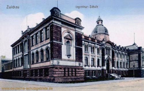 Zwickau i. S., Ingenieur-Schule