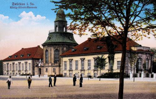 Zwickau i. S., König-Albert-Museum