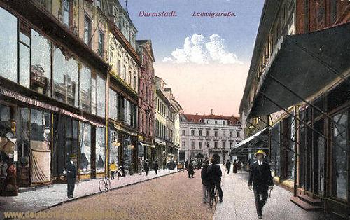Darmstadt, Ludwigstraße