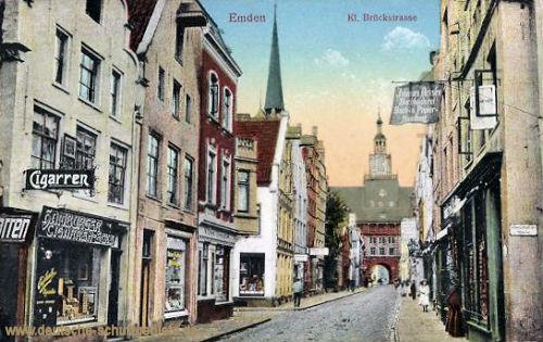 Emden, Kleine Brückstraße