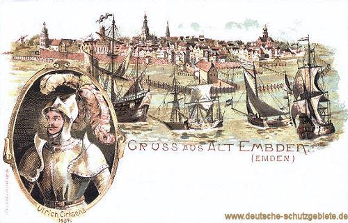 Emden, Ulrich Cirksena 1454