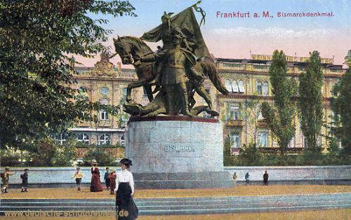 Frankfurt a. M., Bismarckdenkmal
