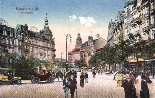 Frankfurt a. M., Roßmarkt