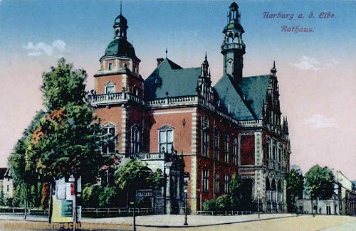 Harburg, Rathaus