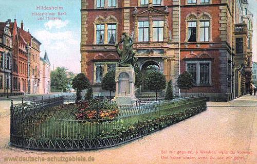 Hildesheim, Hildesheimer Bank und Hildesia
