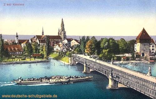 Konstanz, Brücke