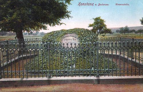 Konstanz, Husenstein