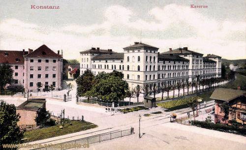 Konstanz, Kaserne