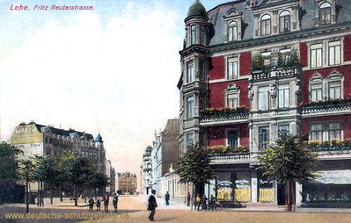 Lehe, Fritz Reuterstraße