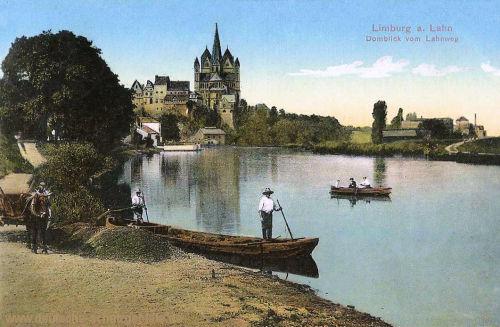 Limburg a. Lahn, Domblick vom Lahnweg