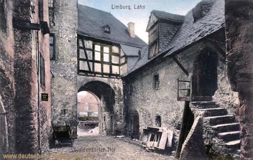 Limburg Lahn, Waldendorfer Hof