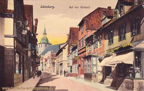 Lüneburg, Auf der Altstadt