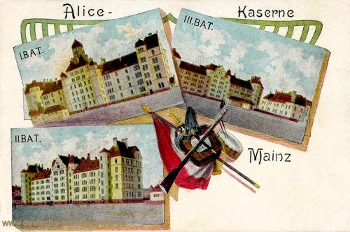 Mainz, Alice-Kaserne