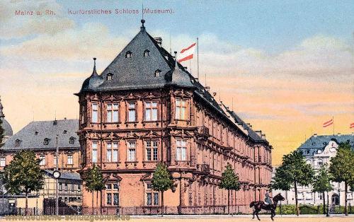 Mainz, Kurfürstliches Schloss (Museum)