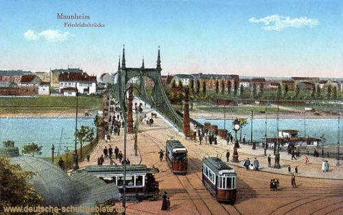 Mannheim, Friedrichsbrücke