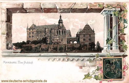 Marburg, Das Schloss