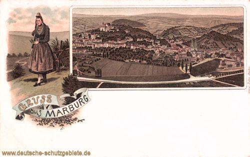 Gruss aus Marburg