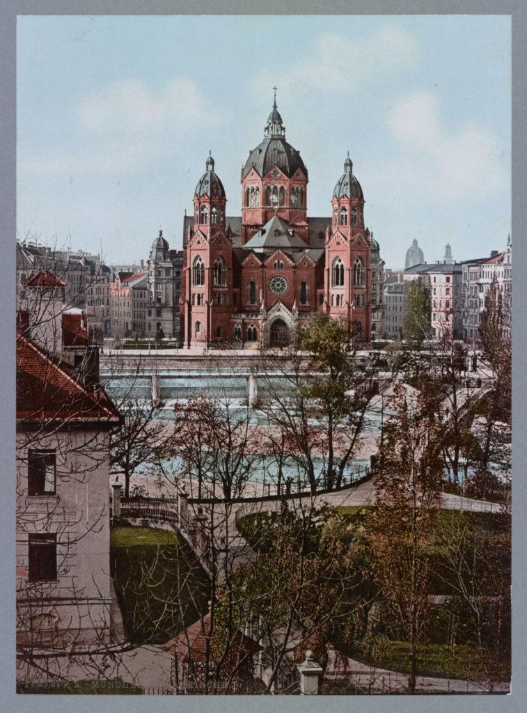 München, Lucaskirche