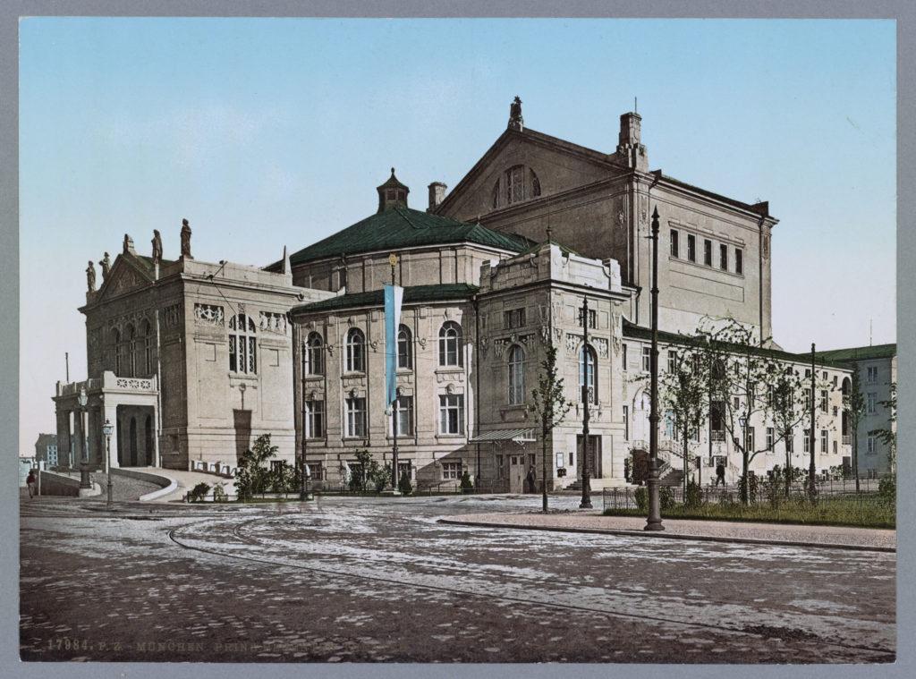 München, Prinzregenten-Theater