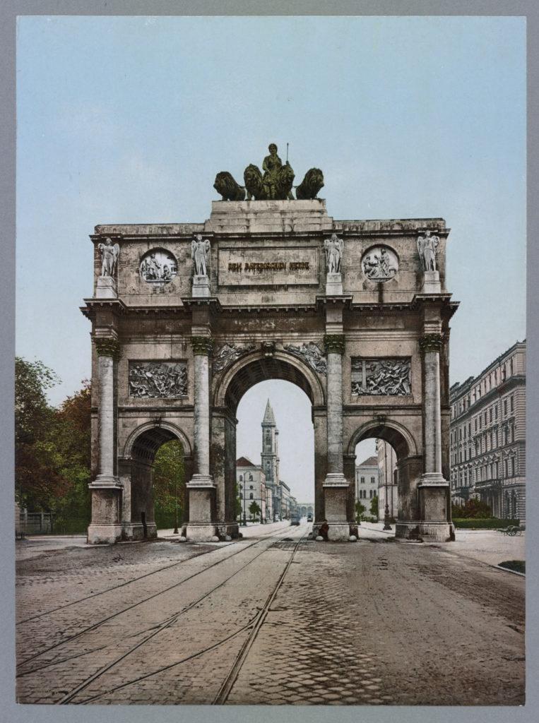 München, Siegestor