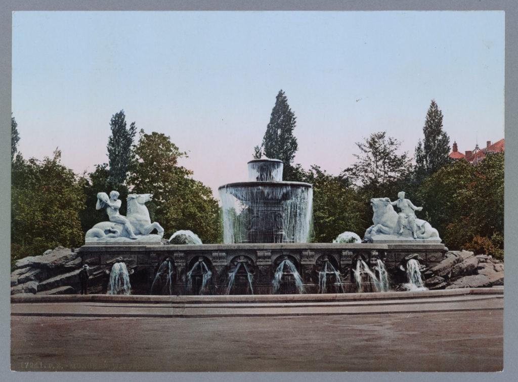 München, Wittelsbacher Brunnen