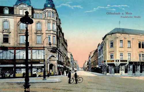 Offenbach am Main, Frankfurter Straße