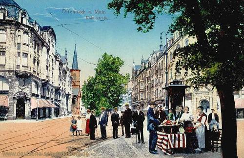 Offenbach am Main, Kaiserstraße