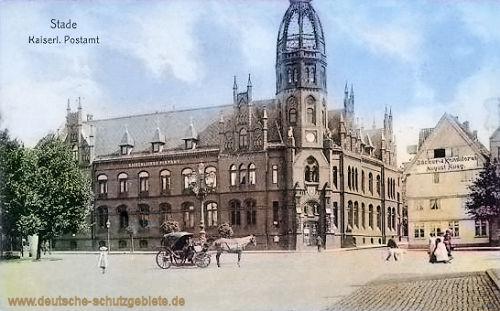 Stade, Kaiserliches Postamt