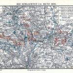 Die Schlachten um Metz 1870
