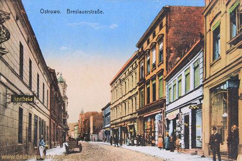 Ostrowo, Breslauerstraße