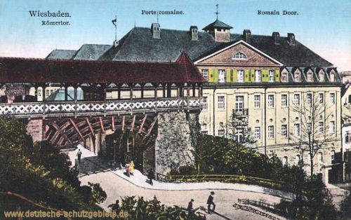 Wiesbaden, Römertor