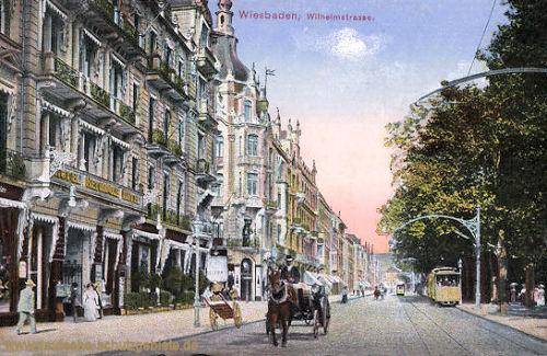 Wiesbaden, Wilhelmstraße