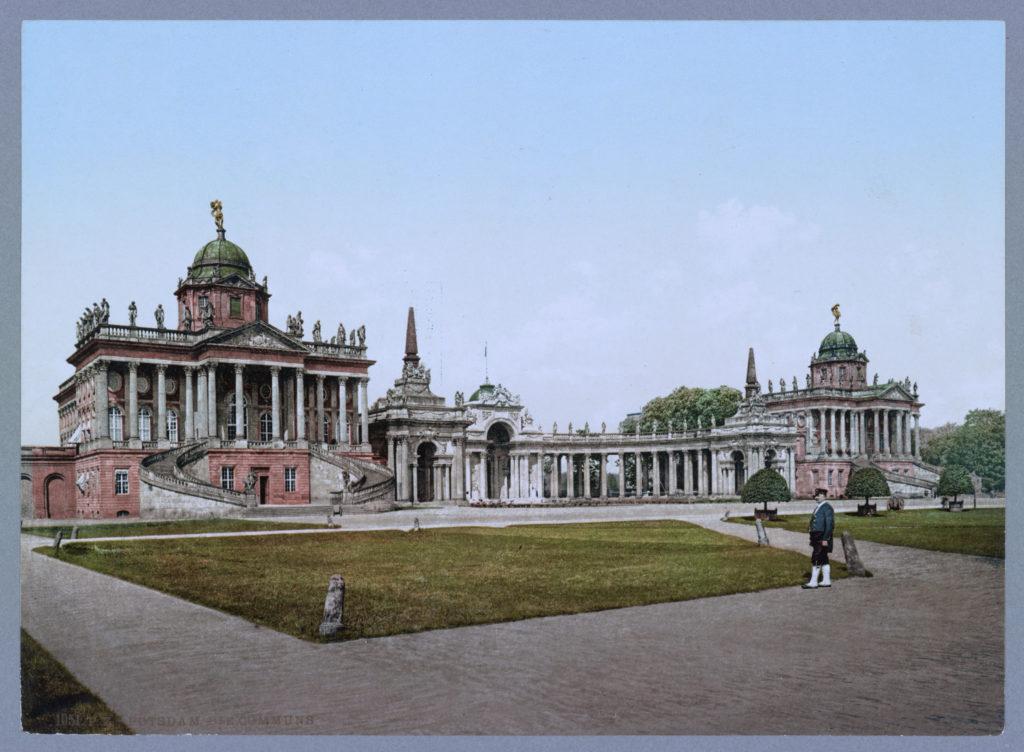 Potsdam. Die Communs